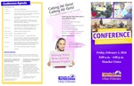 African-American Children & Families Conference, February 5, 2016 by University of Northern Iowa. College of Education.
