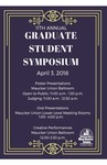 Eleventh Annual Graduate Student Symposium [Program], 2018 by University of Northern Iowa.