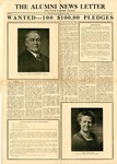 The Alumni News Letter, v11n1 [v10n1], January 1, 1926 by Iowa State Teachers College
