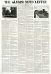 The Alumni News Letter, v8n3, July 1, 1924
