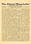 The Alumni News Letter, v3n2 [v4n1], January 1, 1920 by Iowa State Teachers College