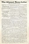 The Alumni News Letter, v2n2, April 1, 1918 by Iowa State Teachers College