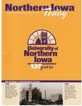 Northern Iowa Today, v85n2, Summer 2001