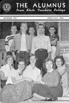 The Alumnus, v38n3, September 1954 by Iowa State Teachers College