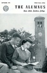 The Alumnus, v35n3, September 1951 by Iowa State Teachers College