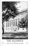 The Alumnus, v15n2 [v14n2], April 1930 by Iowa State Teachers College