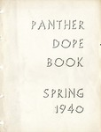 Panther Dope Book Spring 1940 by Iowa State Teachers College