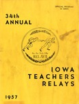 Iowa Teachers Relays 1957 by Iowa State Teachers College