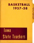 Basketball 1957-58 by University of Northern Iowa