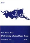 1967 Fall Press Book by University of Northern Iowa
