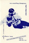 Wrestling 1969-70 by University of Northern Iowa