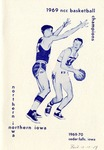 Basketball 1969-70 by University of Northern Iowa