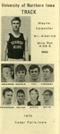 University of Northern Iowa Track 1970 by University of Northern Iowa