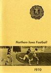 1970 Football by University of Northern Iowa