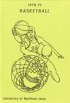1970-71 Basketball by University of Northern Iowa