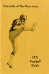 1971 Football Guide by University of Northern Iowa