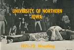 1971-72 Wrestling by University of Northern Iowa