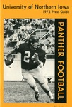 Panther Football 1972 Press Guide by University of Northern Iowa