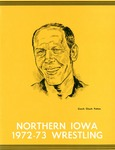 1972-73 Wrestling by University of Northern Iowa