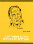 1972-73 Basketball by University of Northern Iowa