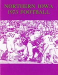 Northern Iowa 1973 Football by University of Northern Iowa