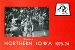 University of Northern Iowa 1973-74 (Basketball) by University of Northern Iowa