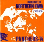 Panthers - 74 Football Guide by University of Northern Iowa