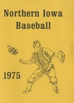 Northern Iowa Baseball 1975
