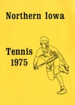 Northern Iowa Tennis 1975 by University of Northern Iowa