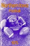 Northern Iowa Football 1975 by University of Northern Iowa