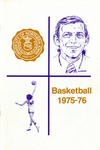 Basketball 1975-76 by University of Northern Iowa