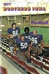 1977 Northern Iowa Football by University of Northern Iowa