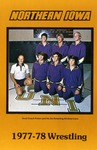 Northern Iowa 1977-78 Wrestling by University of Northern Iowa