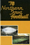 '78 Northern Iowa Football by University of Northern Iowa