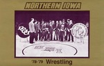 Northern Iowa '78-'79 Wrestling by University of Northern Iowa