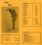 1979 Golf by University of Northern Iowa