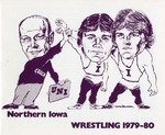 Northern Iowa Wrestling 1979-80 by University of Northern Iowa