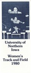 Women's Track and Field 1980 by University of Northern Iowa
