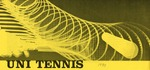 UNI Tennis 1980 by University of Northern Iowa