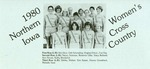 1980 Northern Iowa Women's Cross Country by University of Northern Iowa