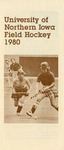 University of Northern Iowa Field Hockey 1980 by University of Northern Iowa