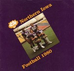 Northern Iowa Football 1980 by University of Northern Iowa