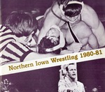 Northern Iowa Wrestling 1980-81 by University of Northern Iowa