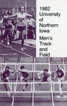 1982 University of Northern Iowa Men's Track and Field by University of Northern Iowa