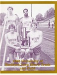 1983 University of Northern Iowa Men's Track and Field by University of Northern Iowa