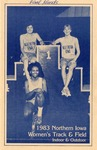 1983 Northern Iowa Women's Track & Field by University of Northern Iowa
