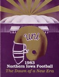 1983 Northern Iowa Football by University of Northern Iowa
