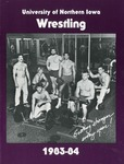 University of Northern Iowa Wrestling 1983-84 by University of Northern Iowa