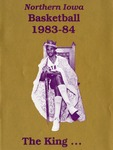 Northern Iowa Basketball 1983-84 by University of Northern Iowa