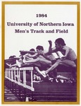 1984 University of Northern Iowa Men's Track and Field